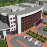 Sivas Numune Bölge Hastanesi ek binasında sona yaklaşılıyor