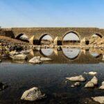 Tarihi Dilaver Köprüsü'nün korunması için yeni köprü inşa ediliyor