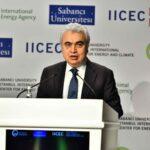 """Dr. Fatih Birol, TIME Dergisi'nin """"2021 Yılının En Etkili Kişileri"""" listesinde"""
